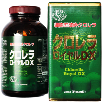 Tảo lục Chlorella Royal DX